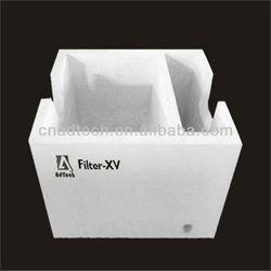 AdTech Erosion Resistance Aluminum Filter Box For Aluminum Alloy Industry