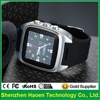 New 2015 Android Smart Watch phone waterproof stainless steel watch 3G GPS Android4.4 mobile smartwatch phone
