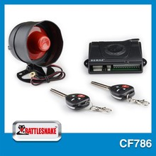 OEM brand customized good price immobilizer keyless entry one way alarm for car