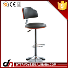 Durable gas lift bar stool swivel plate,fashion chair lift,bar stool chair bar chair dimensions