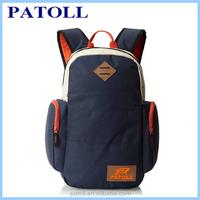 Top sale handle cotton promotional folding monsca bag