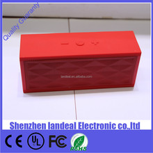 New design water cube wireless bluetooth speaker with TF Card and handsfree function