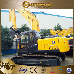 Hyundai R215-7 prices of excavator