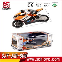 Top Race Rc Moto JXD806 1/16 Scale Radio Stunt Drift Motorcycle