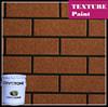 Decorative Brick texture paint art design