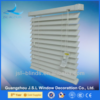 Best price faux wood blinds smooth slat USA style