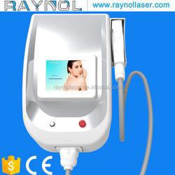 Portable Color Touch Screen E Light IPL RF Beauty Equipment