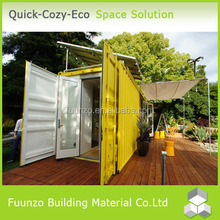 Durable Green Prefabricated Used Cargo Container Prices