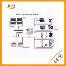 Factory supply 400W-6000W solar on grid inverter for home