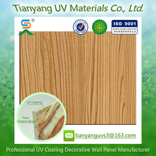 hot sale high quality low cost wood texture cement lap siding