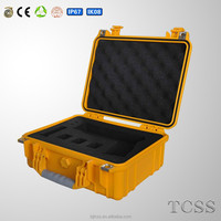Modified PP environmental plastic carrying case TC-3011