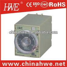ST3P 220V 24V 12V time delay relay timer relay