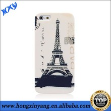 Hard PC case cover for iphone 5