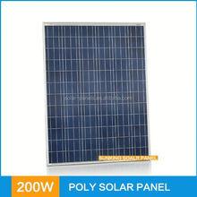 OEM/ODM polycrystal solar panel