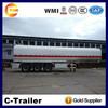 sucessful case brand fuel tank semitrailer sale in africa