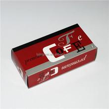 Good price food grade coffee paper box manufacturer