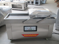 DZ(Q)-500/2SB 2015 new double chamber vacuum packing machine for meat