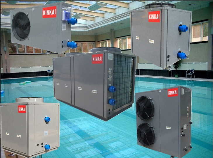 Low Price Ce Approved Air Source Swimming Pool Heat Pump With Titanium Heat Exchanger View