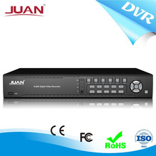New CCTV 24 channel High Profile Compression Standalone DVR h.264 DVR Support P2P ,RS485