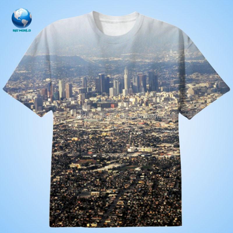 Cotton T Shirts Wholesale Custom Printed T Shirt Customed