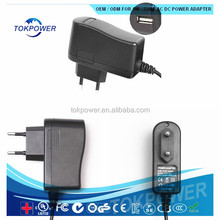12W 5W 12v dc motor power Adaptor CCTV camera 12v Wall Mount Ac Dc Power Adapter