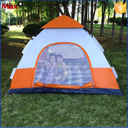 Max+ automatic 3-4 man large camping tent