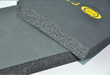 Fire resistant Rubber-flex foaming thermal insulation sheet