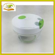 High Quality Wholesale Mini Handy Twisting Food Chopper,Custom Logo Imprinted Manual Twist Vegetable Chopper Factory Manufacture