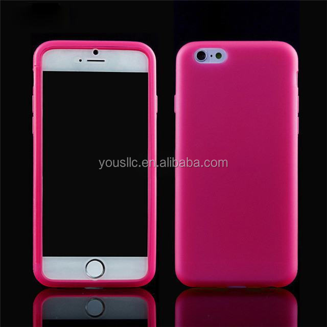 [hot] Good QualityWallet Touch TPU Case for Iphone 6