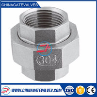 ANSI B16.11 carbon steel a105 Socket Fitting union
