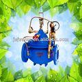 control eléctrico de flujo de la válvula De agua JINERJIAN 700X