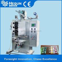 HQ-TVF-QZ-2 Fully Automatic Liquid Packing Machine Price (Paste Sachet)