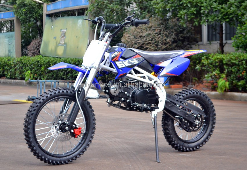 Dirt bike for sale kick start 4 stroke motorcycle view 110cc dirt