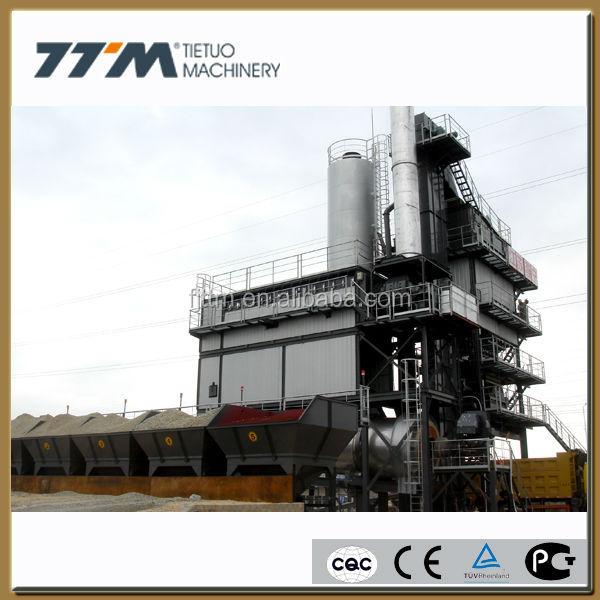 240T/H stationary asphalt mixer for sale, asphalt machinery