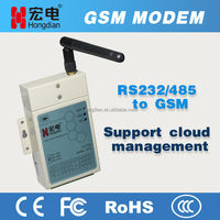 Hot Sale H7210 RS232/RS485 GPRS GSM M2M Modem for remote control