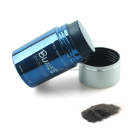 the world best quality Hair Thickening fiber Jianyuan Hair Fibers for hair loss treatment