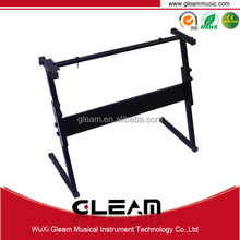 Z Shaped New Style Metal Keyboard Stand
