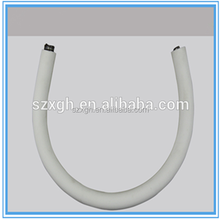 Shenzhen supplier LED flexible gooseneck tube usb light, Lamp metal flexible gooseneck tube