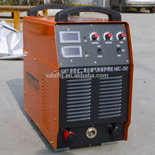 nbc series 350a/400a mig/mag welder/mig 350 arc welder best price