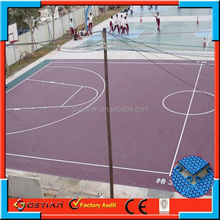 many colors price flooring basket ball new arrival