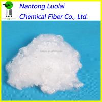 7D Polypropylene fiber virgin polyester fiber for toys