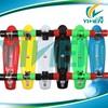 New pp board pu wheel skateboard,cheap cruiser for sale,longboard dirft kickboard