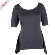 el último diseño de verano blusa de la parte superior para las mujeres