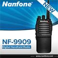 Nanfone 400-470 mhz nf9909 de communication extérieure 2 radios bidirectionnelles