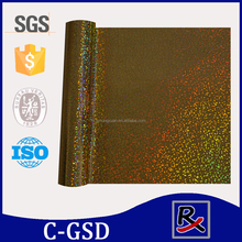 C-GSD Top selling best quality golden-dots textile hot stamping foil
