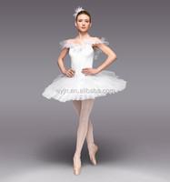 Lyrical dancewear / Adult long classic ballet dress/ Elegance performance Costume