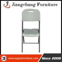 Modern Low Price Camping Plastic Folding chair sale JC-H402