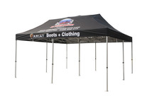 20 x 20 Fireproof PVC outddoor Canopy Tent for promotion