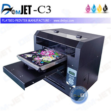 2015 Newest High Speed Digital Direct To Garment Printer For Hot Sale