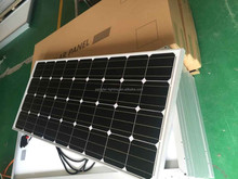 High efficiency mono or poly pv solar panel 150W